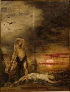 Polyptique : La vie de l'humanité (Gustave Moreau, 19e siècle) © RMN-Grand Palais/Daniel Arnaudet
